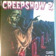Cine: PELÍCULA (VHS) - CREEPSHOW 2. Lote 35966413