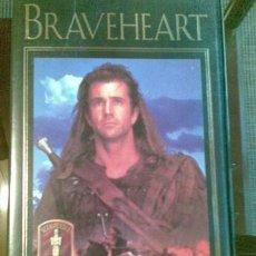 Cine: PELÍCULA (VHS) - BRAVEHEART. Lote 35966690