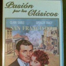 Cine: PELÍCULA (VHS) - SAN FRANCISCO. Lote 35967313