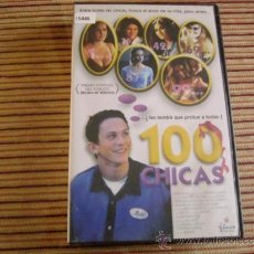 Cine: 100 CHICAS- VHS- 613. Lote 36074219