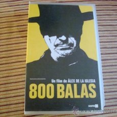 Cine - 800 BALAS- VHS- 627 - 36075051