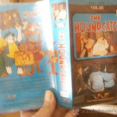 Cine: THE HOUNDCATS VOL 3.VHS. Lote 36150902