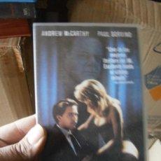 Cine: POLIZA MORTAL-VHS. Lote 36277902