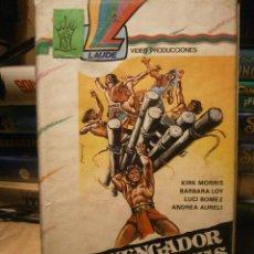 Cine: LA AVENTURA DE LOS MAYAS-VHS GUIDO MALATESTA. Lote 36299198