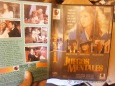 Juegos Mentales Vhs Comprar Peliculas De Cine Vhs En Todocoleccion