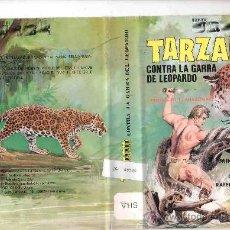 Cine: TARZAN CONTRA LA GARRA DEL LEOPARDO-. Lote 36556740