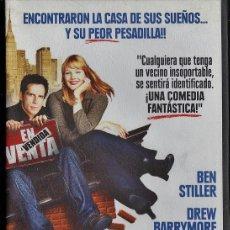 Cine: VHS - DUPLEX - BEN STILLER / DREW BARRYMORE - AÑO 2004 - X. Lote 36654408