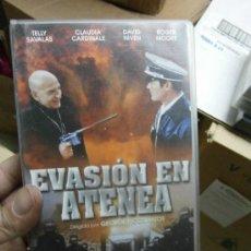 Cine: EVASION EN ATENEA-VHS-VENTA MINIMA 6 EU--. Lote 36974005