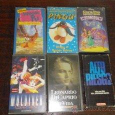 Cine: PELICULAS VHS. Lote 37167707