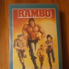 Cine: RAMBO-EL RESCATE. Lote 37187412