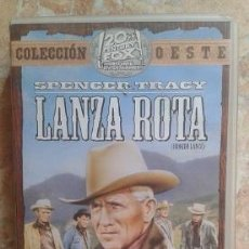 Cine: VHS - LANZA ROTA (1954) SPENCER TRACY. Lote 37993063