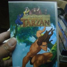 Cine: TARZAN-VHS. Lote 37576783