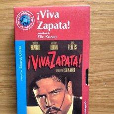 Cine: VIVA ZAPATA COLECCIÓN EL MUNDO - LAS 100 PELICULAS DE NUESTRA VIDA - Nº 18. Lote 37620727