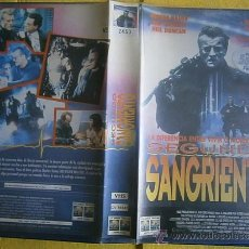 Cine: SEGUNDO SANGRIENTO -VHS. Lote 37641040