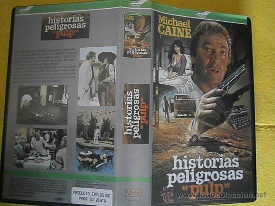 HISTORIAS PELIGROSAS -VHS (Cine - Películas - VHS)