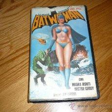 Cine: BAT-WOMAN BATWOMAN UNICA LA MUJER MURCIELAGO VHS ORIGINAL BATWOMAN RARA !!. Lote 37817411