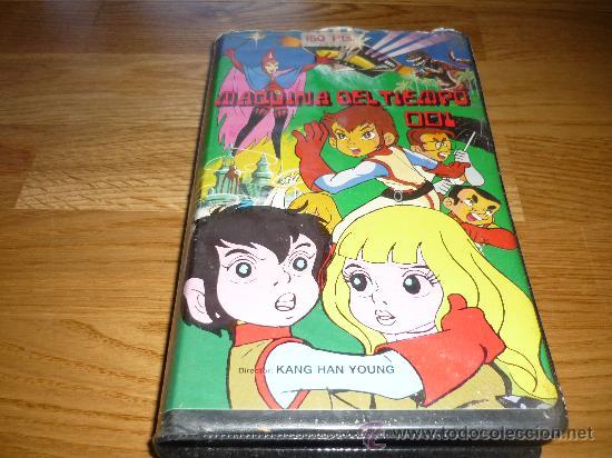 Pelicula Maquina Del Tiempo 001 Vhs Anime Sold Through