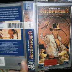 Cine - EN BUSCA DEL ARCA PERDIDA-VHS - 37915084