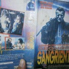 Cine: SEGUNDO SANGRIENTO-VHS. Lote 37926858