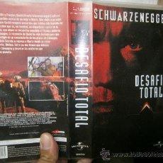 Cine: DESAFIO TOTAL-VHS. Lote 37926930