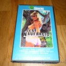Cine: PELICULA VHS SEXY NAUFRAGIO EN LOS MARES DEL SUR CINE X MUY MUY RARA !!!. Lote 37971610