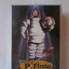 Cine: EL MILAGRO DE P.TINTO -JAVIER FESSER- VHS. Lote 38066102