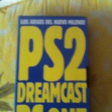 Cine: LOS JUEGOS DEL NUEVO MILENIO PS2 PSONE DREAMCAST. Lote 38231157