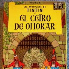 Cine: LAS AVENTURAS DE TINTIN - EL CETRO DE OTTOKAR - VHS NUEVO.. Lote 38377405