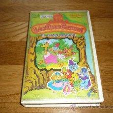 Cine: PELICULA LOS OSOS GUMMI 1ª EDICION VHS FILAMYER 66´ 1988. Lote 38409440