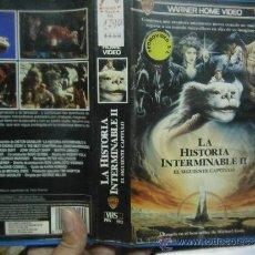 Cine: LA HISTORIA INTERMINABLE II -VHS. Lote 38438288