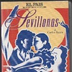 Cine: SEVILLANAS DE CARLOS SAURA. VHS-519 . Lote 38565447