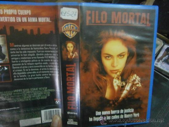 FILO MORTAL-VHS (Cine - Películas - VHS)