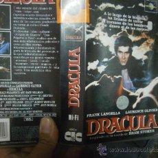 Cine - DRACULA -VHS -VHS.PEDIDO MINIMO 6 EU - 38641323