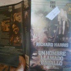 Cine - UN HOMBRE LLAMADO CABALLO -VHS - 38815510