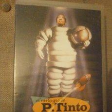 Cine: EL MILAGRO DE P.TINTO -VHS. Lote 38819189
