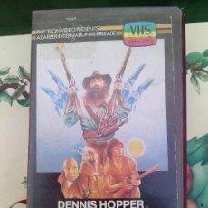 Cine: MAD DOG - VHS - DENNIS HOPPER - INGLES - ENGLISH. Lote 38855056