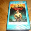 Cine: VENGANZA SIN LEY PELICULA VHS DEL AÑO 1984 CARATULA 1ª EDICION RARA !!!. Lote 38973993