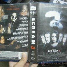 Cine: SCREAM 3 -VHS. Lote 39224596