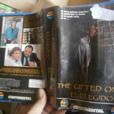 Cine - THE GIFTED ONE: EL ELEGIDO -VHS - 39236379