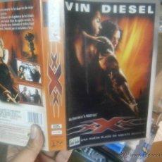 Cine: XXX UNA NUEVA CLASE DE AGENTE SECRETO -VHS. Lote 39455314
