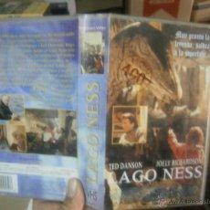 Cine: LAGO NESS -VHS-VHS-VENTA MINIMA 10 EU --VHS--. Lote 39455489