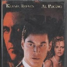 Cine: PACTAR CON EL DIABLO. VHS-649. Lote 39492113