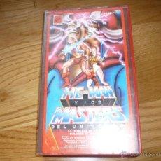 Cine: PELICULA VHS VOLUMEN 2 MASTERS DEL UNIVERSO HE-MAN. Lote 39528324