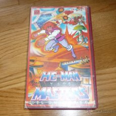 Cine: PELICULA VHS VOLUMEN 13 MASTERS DEL UNIVERSO HE-MAN. Lote 39528693