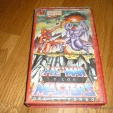 Cine: PELICULA VHS VOLUMEN 13 MASTERS DEL UNIVERSO HE-MAN RARA!!!. Lote 39617740