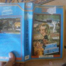 Cine: JUNGLA DE ESPIAS -VHS. Lote 39761849