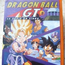 Cine: DRAGON BALL GT - 1ª EPOCA - Nº 2 - EPISODIOS 4, 5 Y 6 - LA SERIE EN VIDEO. Lote 39766964