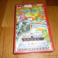 Cine: PELICULA VHS HE MAN Y LOS MASTERS DEL UNIVERSO Nº 18 1986 DIFICIL !. Lote 39934594