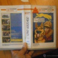 Cine: LOBO SOLITARIO -VHS. Lote 39981386