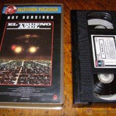 Cine: VHS - EL TRUENO AZUL- PELICULA BASADA EN LA SERIE. Lote 40273494